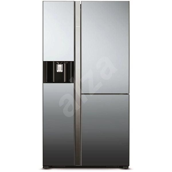 HITACHI R-M700AGPRU4X (MIR) - Americká chladnička