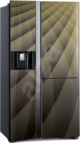 HITACHI R-M700AGPRU4X (DIA) - Americká chladnička