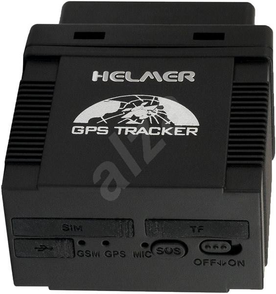 Helmer LK 508 - GPS lokátor