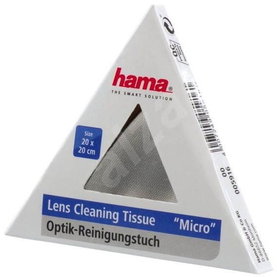 Hama utierka MICRO OPTIC-CLEANER - Čistiaca utierka