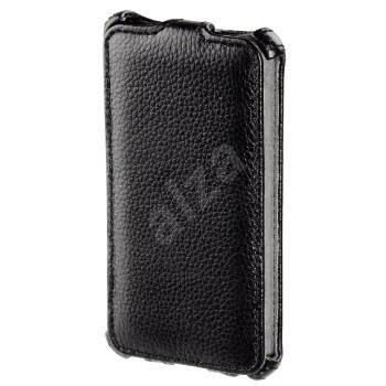 Hama Flap case mobile phone window černé - Pouzdro na mobil