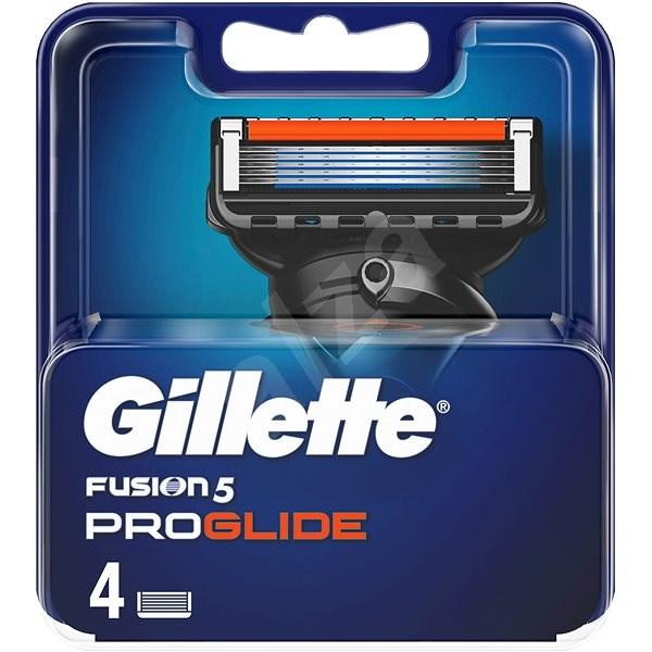 GILLETTE Fusion Proglide Manual 4 ks - Pánske náhradné hlavice  c4c5dbb2d52