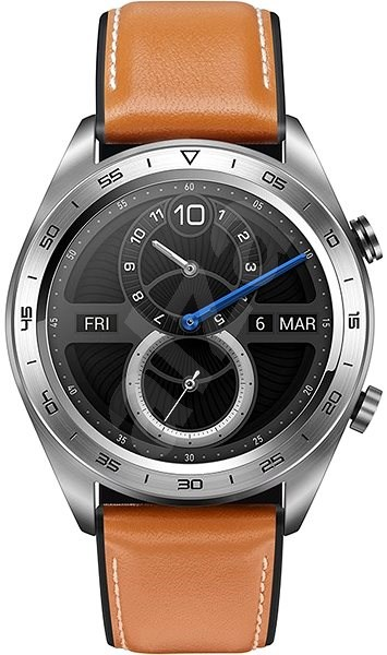 Honor Watch Magic Silver - Smart hodinky