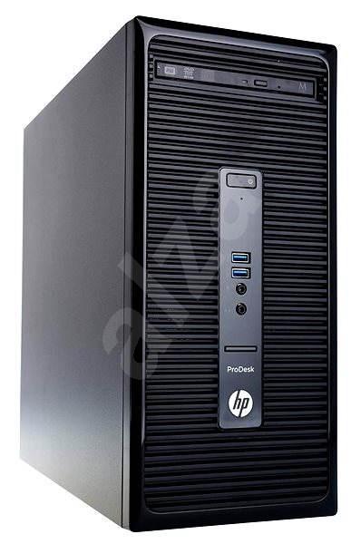 HP ProDesk 400 G3 MicroTower - Počítač