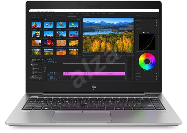 HP ZBook 14u G5 Touch - Notebook