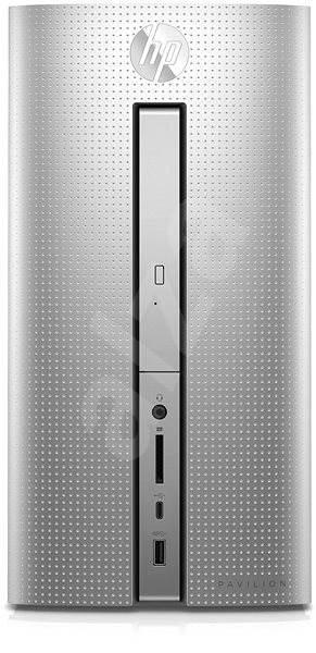 HP Pavilion 570-p071nc Natural Silver - Počítač