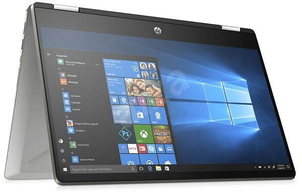 HP Pavilion x360 14-dh0007nc Mineral Silver Touch - Tablet PC