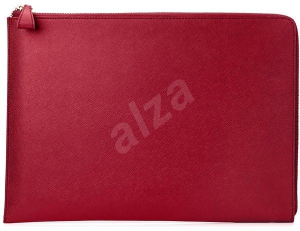 """7ca3567dc HP Spectre Split kožené rukávy Empress Red 13.3 """" - Puzdro na notebook"""