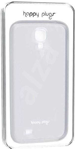 Happy Plugs Ultra Thin Galaxy S4 Case Transparent - Ochranný kryt