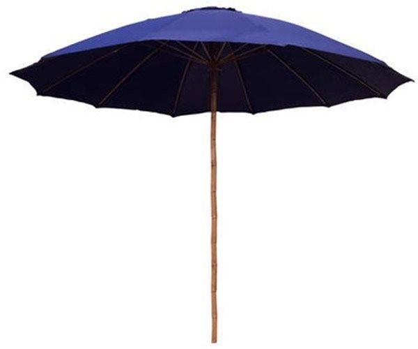 0ab236b56 Happy Green Slnečník bambusový 300 cm, dark blue - Slnečník | Alza.sk