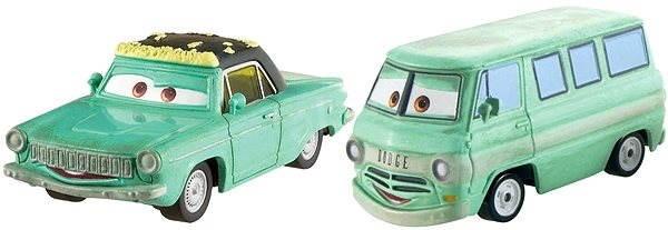 Mattel Cars 2 - Kolekcia Rusty a Dusty - Auto