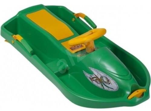 Acra Snow Boat riaditeľné zelené - Boby