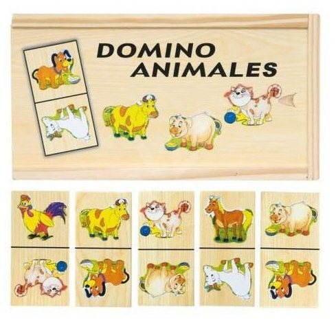 Woody Domino – Farma - Domino