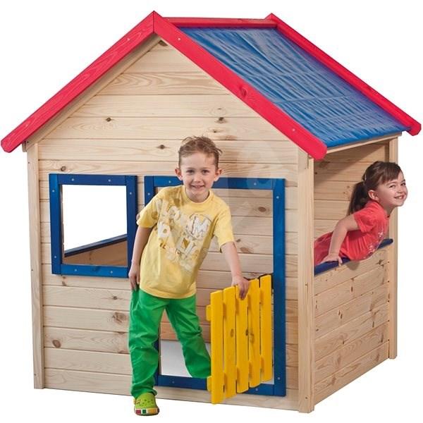 ec52e4709d4d9 Woody Záhradný domček s farebným lemovaním - Detský domček | Alza.sk
