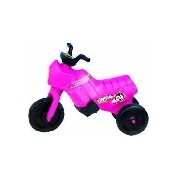 a0c618b0a1ec Motorka Enduro - ružová - Detské odrážadlo