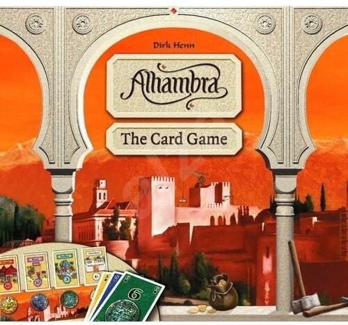 Alhambra - Kartová hra