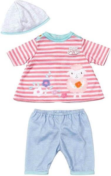 612114161 Baby Born - Oblečenie na voľný čas, 2 druhy - Doplnok pre bábiky ...