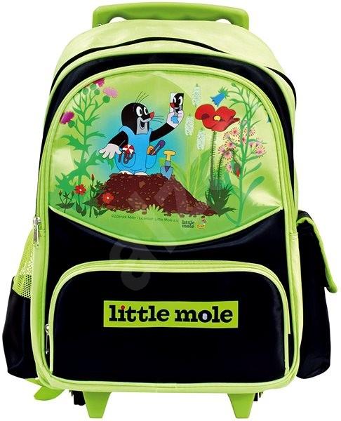 8126b0bcd3 Bino Batoh na kolieskach s Krtkom - Detský ruksak