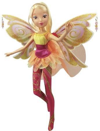 WinX: Bloomix Fairy - Stella - Bábika