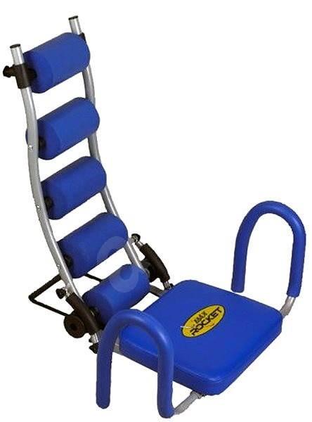 Max Rocket - Fitness stroj