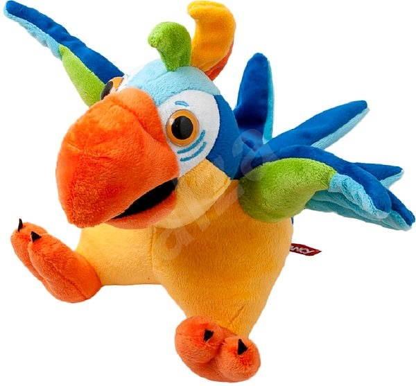 Papagáj Oskar - Plyšová hračka