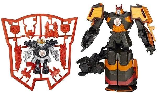 Transformers Rid - Súboj miniconů Autobotmi drift & Jetstorm - Figúrka