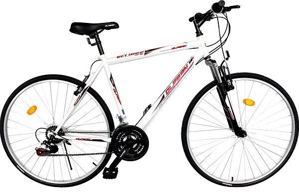 9b4fbfb679d90 Olpran Pánske kolo Eclipse sus bielo / čierne - Crossový bicykel ...