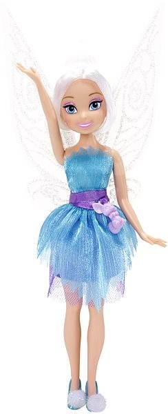 Disney víla - Základné bábika Modrovločka - Bábika