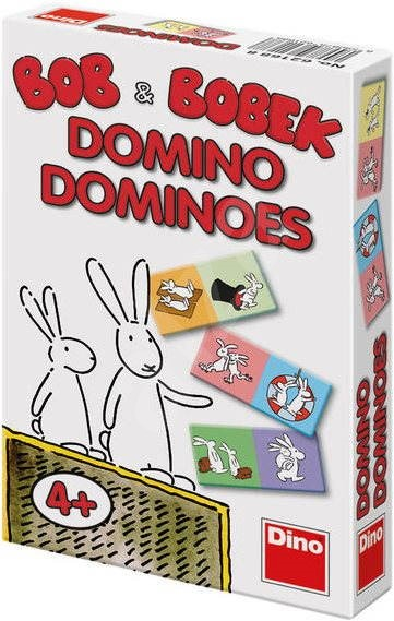 Dino Domino - Bob a Bob - Domino