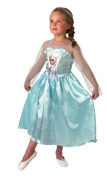 Šaty na karneval Ľadové kráľovstvo - Elsa Classic fab4d4cf3a4