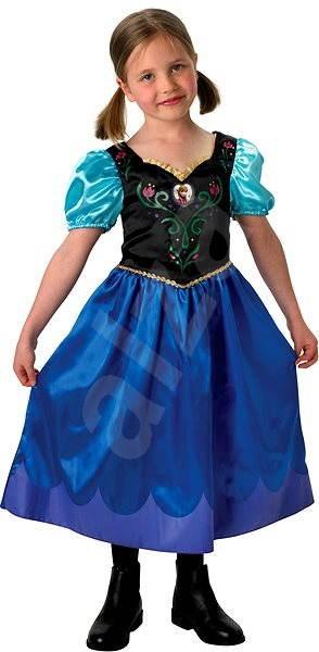 a2c3d4da38ff Šaty na karneval Frozen – Anna Classic veľ. S - Detský kostým