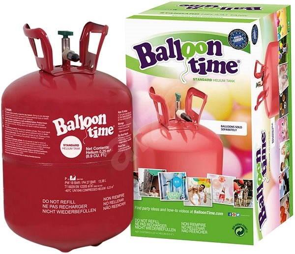 Hélium Balloon Time 30 - Hélium
