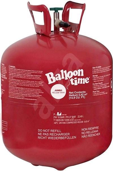 Helium Balloon Time 50 - Herná sada