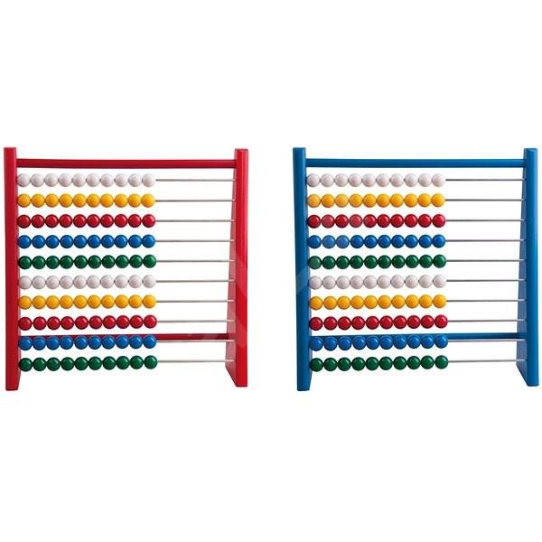 Guľôčkové počítadlo - Didaktická hračka