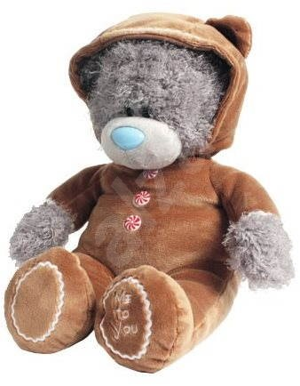 """Medvídek v kostýmu Perníčka """"Me to you"""" - Plyšová hračka"""