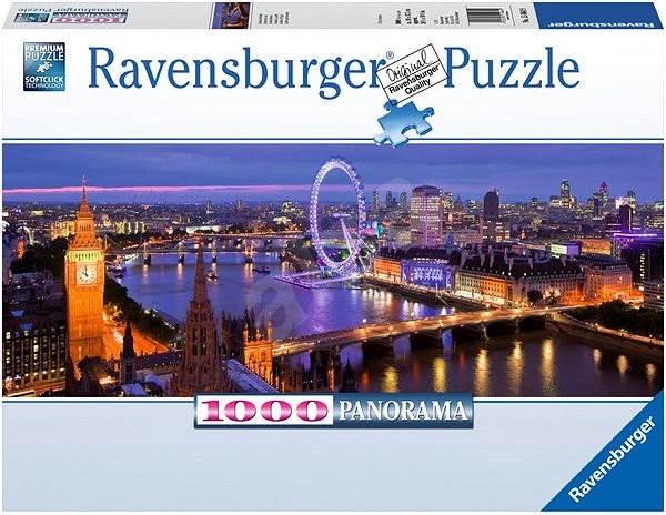 Ravensburger 150649 Noční Londýn - Puzzle