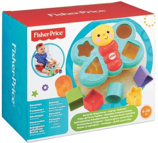 91e8f5d55 Fisher-Price – Motýlik učíme sa tvary - Didaktická hračka | Alza.sk