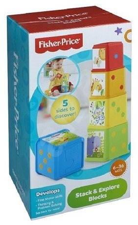 edd7cca37 Fisher-Price – Zvieracia veža - Didaktická hračka | Alza.sk