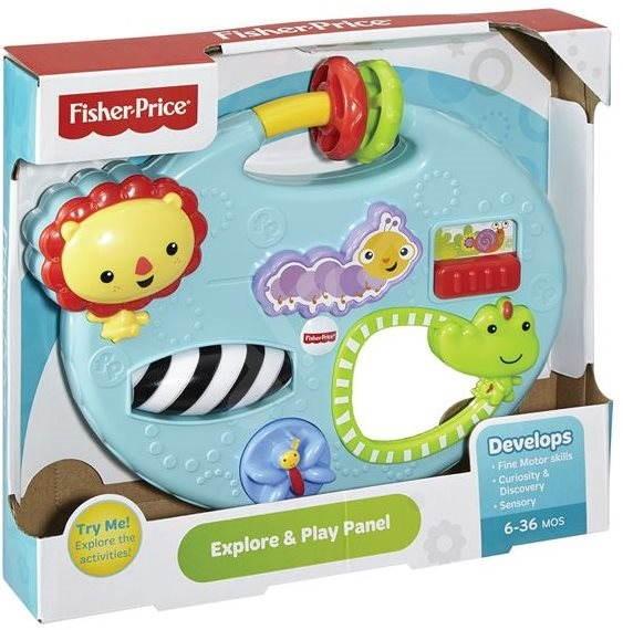 522c4289e Fisher Price - Interaktívny panel - Didaktická hračka | Alza.sk