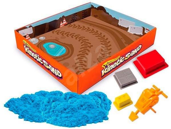 Kinetický piesok – Box 283 g Súprava stavba - Kreatívna súprava