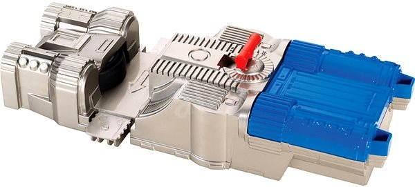 Hot Wheels Track Builder - 2 Speed ??Power Booster - Herná sada