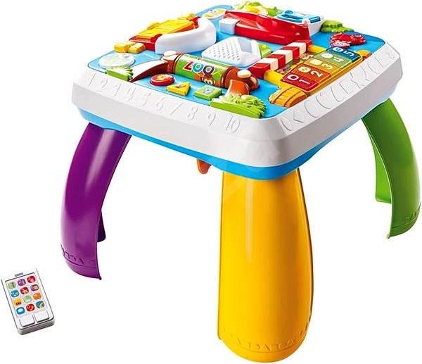 Fisher Price – Psíkov stolček Smart Stages CZ/EN - Didaktická hračka