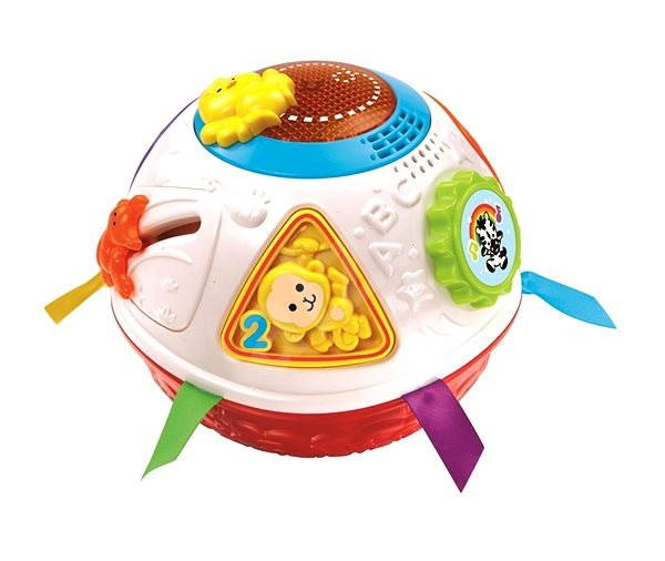 Vtech - Utáraná loptička - Interaktívna hračka