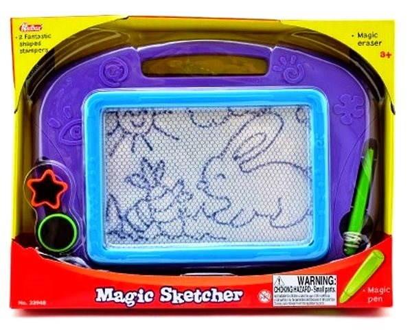 Kresliaca magnetická tabuľka - Kreatívna hračka