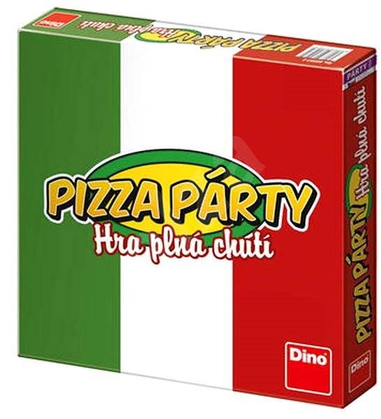 Pizza Párty - Spoločenská hra
