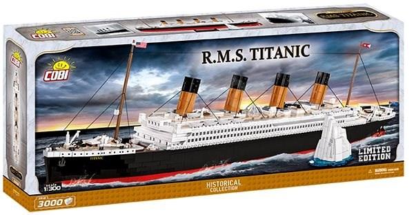 Cobi Titanik Limitovaná edice - Stavebnica