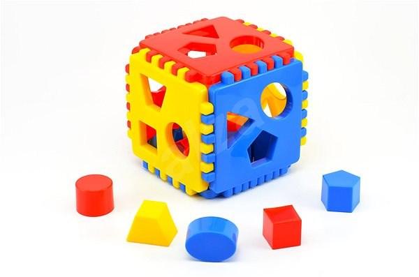 Vkladacia kocka Mimi - Hračka pre najmenších