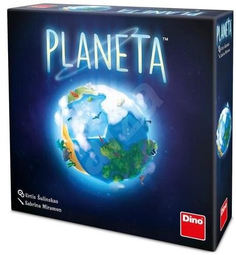 Dino Planéta - Rodinná hra