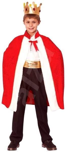 8531ce14d5d3 Šaty na karneval - Kráľ vel. L - Detský kostým