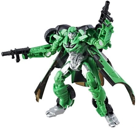 Transformers Posledný rytier Deluxe Autobot Crosshairs - Figúrka